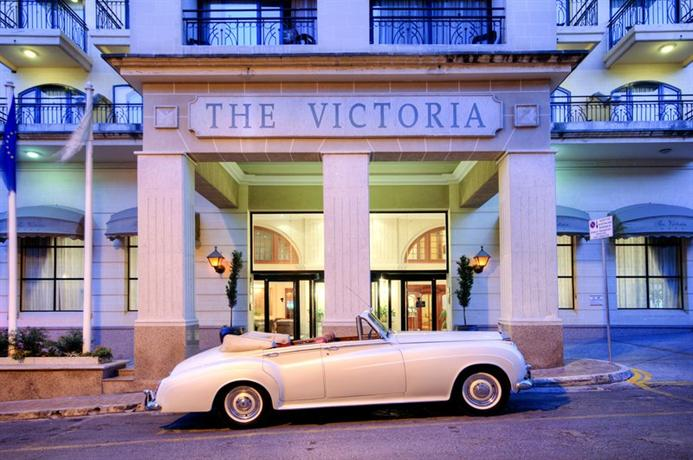 The Victoria Hotel Sliema - dream vacation