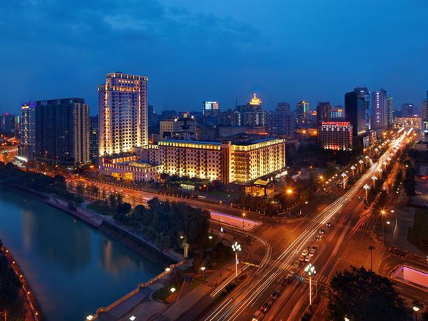 JinJiang Hotel Chengdu - dream vacation