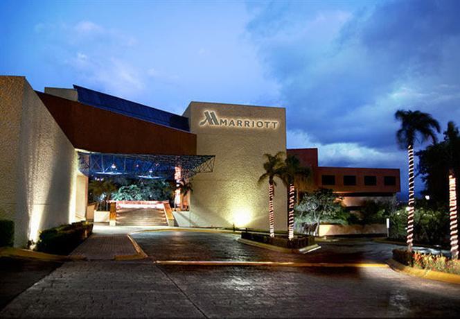 Marriott Tuxtla Gutierrez Hotel - dream vacation