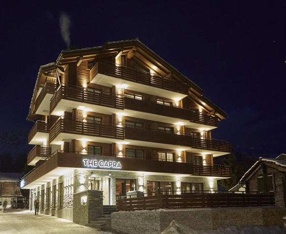 The Capra Saas-Fee - dream vacation