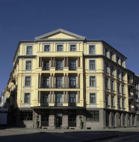 Scandic Holberg Отель Рика Холберг