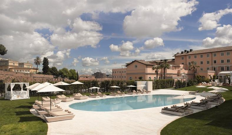 Gran Melia Rome - dream vacation