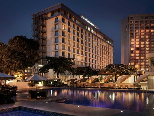 Grand Hotel Kinshasa - dream vacation