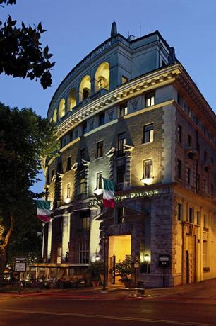 Grand Hotel Palace Rome - dream vacation