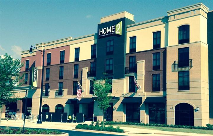 Home2 Suites by Hilton Tuscaloosa Downtown - dream vacation