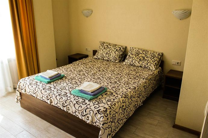 Guest House Voyazh Alushta - dream vacation