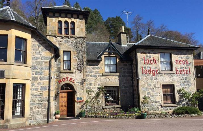 Lochness Lodge Hotel - dream vacation