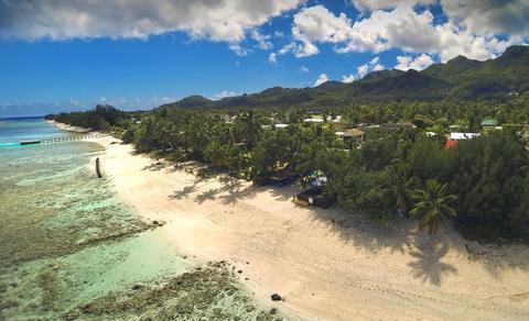 Castaway Resort Arorangi - dream vacation