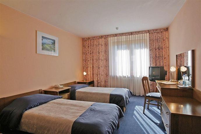 Hotel Gromada Cedzyna - dream vacation