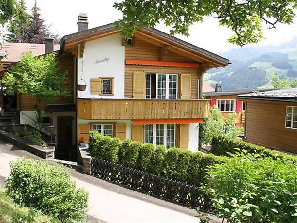 Chalet Sunneschyn Adelboden - dream vacation