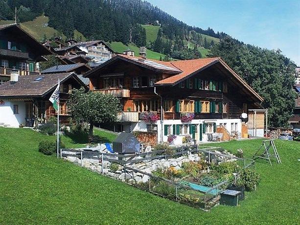 Alpengruss Adelboden Adelboden-Lenk - dream vacation
