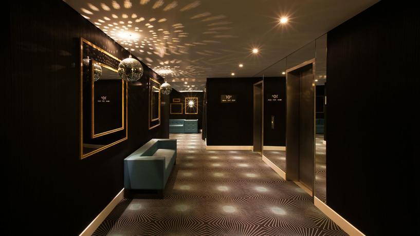 LUTECIA Smart Design Hotel Отель Лутесиа