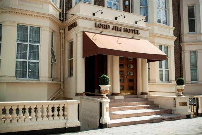 Lord Jim Hotel London Kensington - dream vacation