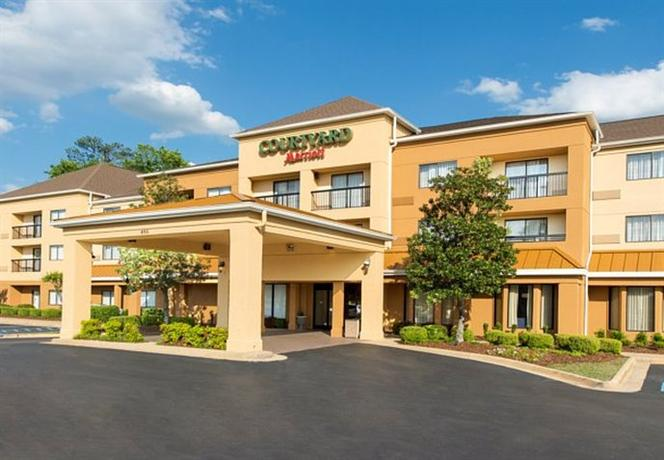 Courtyard by Marriott - Tuscaloosa - dream vacation