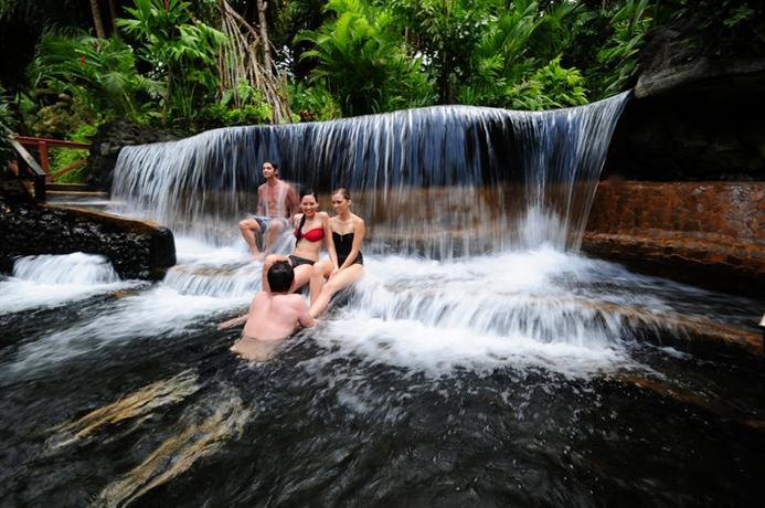Tabacon Grand Spa Thermal Resort