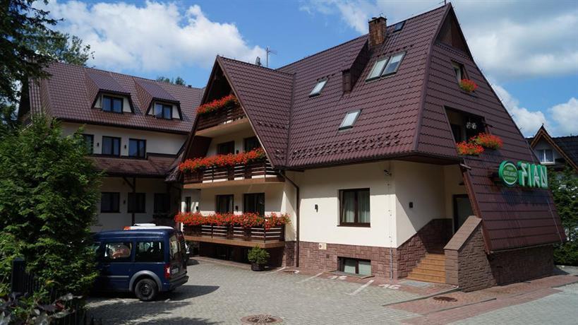 Osrodek Hotelarski Fian Zakopane - dream vacation