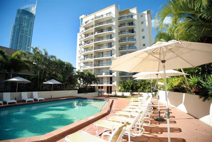 Photo: Palazzo Colonnades Apartments Gold Coast