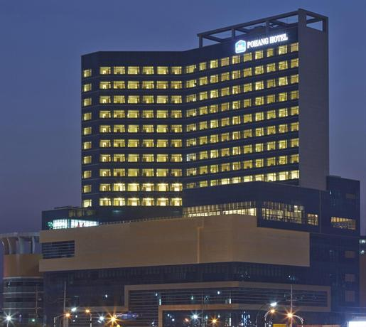 Best Western Pohang Hotel - dream vacation