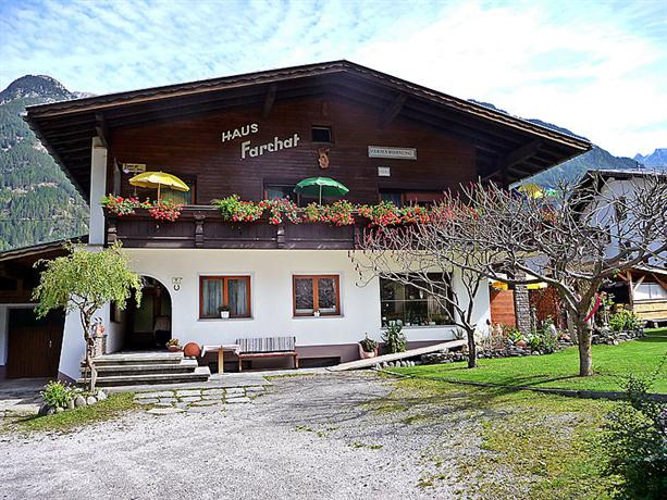 Interhome - Farchat Umhausen Tirol - dream vacation