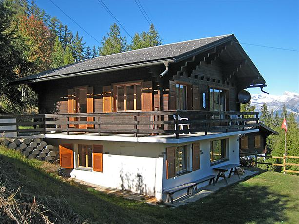 Interhome - Chalet Froidmont - dream vacation