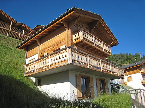 Interhome - Chalet Petit-Sapin - dream vacation