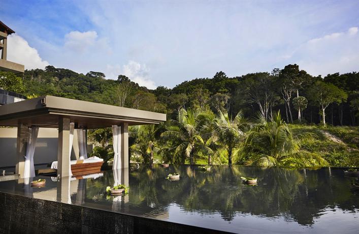 Avista Hideaway Resort Spa