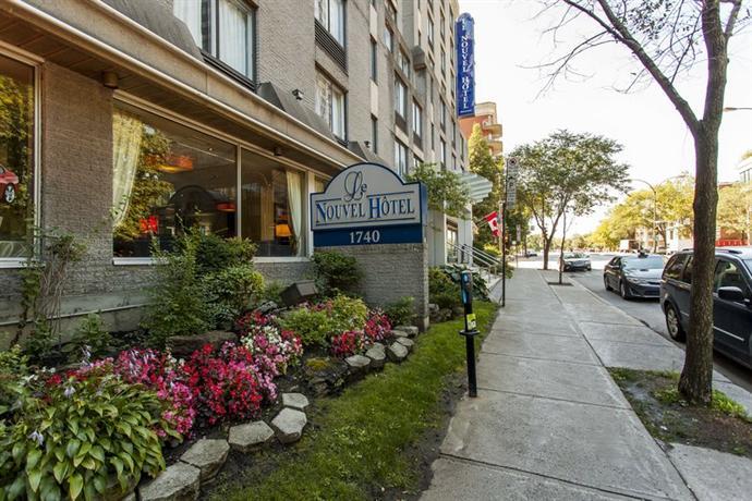 Le Nouvel Hotel & Spa - Montréal -