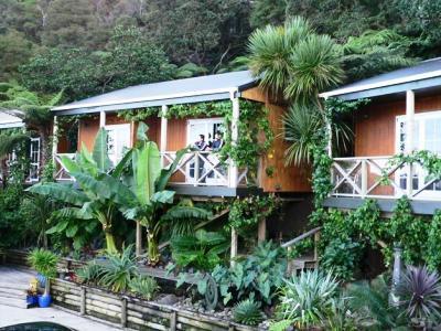 Anchor Lodge Coromandel - dream vacation