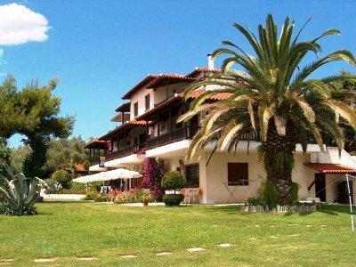 Villa Oasis Nea Potidea - dream vacation