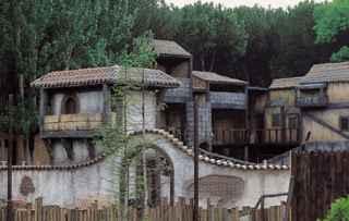 Parque De Atracciones - Madrid -