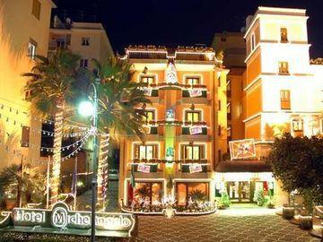 Michelangelo Hotel Sorrento - dream vacation