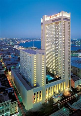 New Orleans Marriott - dream vacation