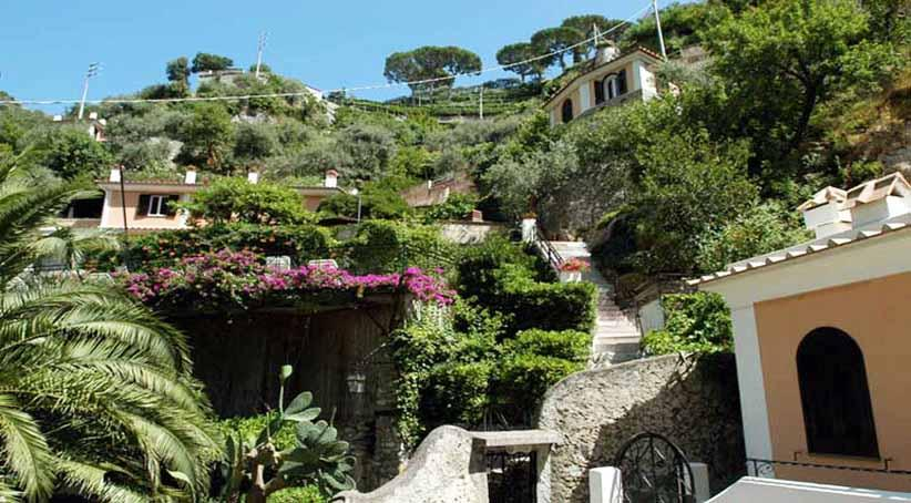 Margherita Atrani Ravello Amalfi - dream vacation