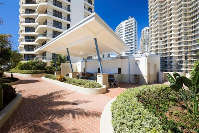 Photo: Paradise Centre Apartments