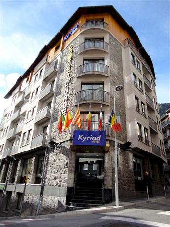 Kyriad Andorra Comtes d\'Urgell - dream vacation