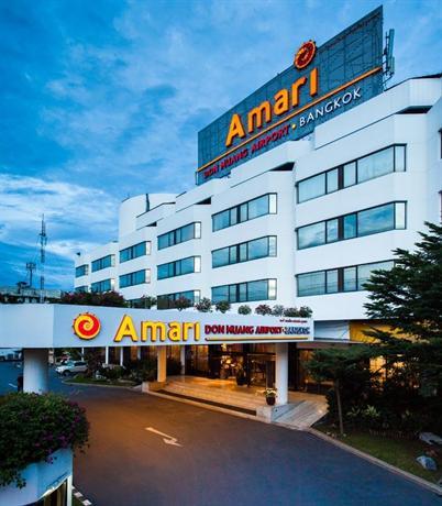 Amari Don Muang Airport Bangkok - dream vacation