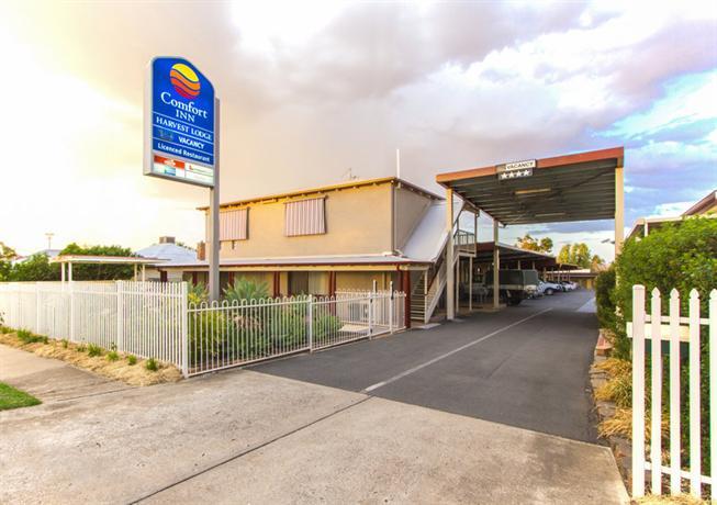Comfort Inn Harvest Lodge Motel