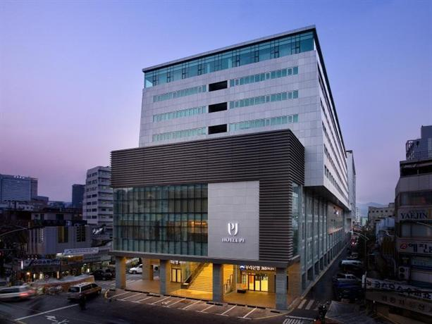 PJ Hotel Myeongdong - dream vacation