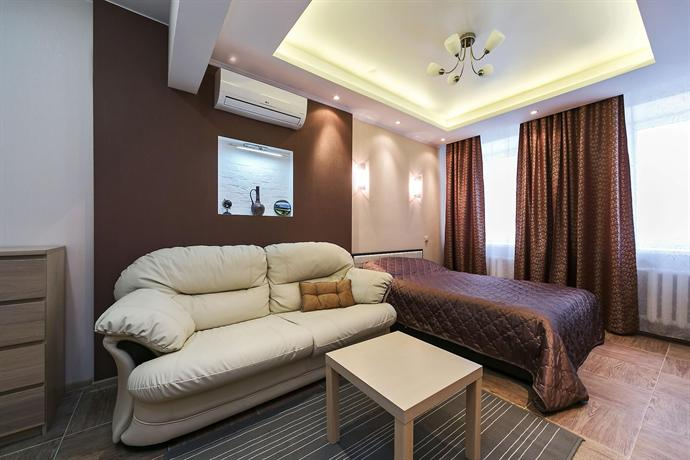 City Apartments Belorusskaya - dream vacation