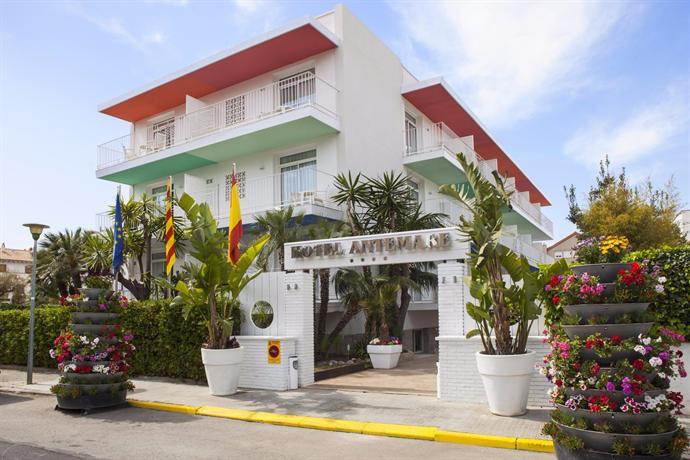 Hotel Ibersol Antemare Spa - dream vacation