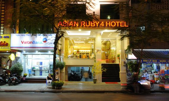 Asian Ruby 4 - Ho Chi Minh Ville -