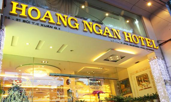 Hoang Ngan Hotel - Ho Chi Minh Ville -