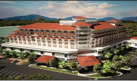 Ancasa Royale River Resort & Spa Pekan Pahang - dream vacation