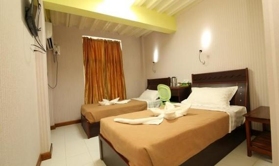Luxer Deluxe Hotel - dream vacation
