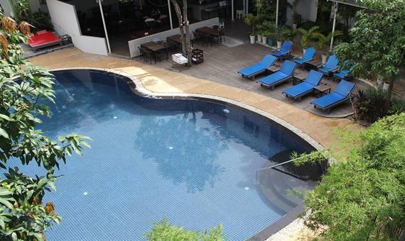 The Billabong Hotel - Phnom Penh -