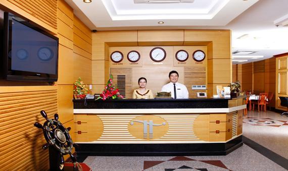 Thien Thao Hotel Ho Chi Minh City - Ho Chi Minh Ville -