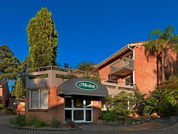 Medina Serviced Apartments North Ryde Sydney - dream vacation