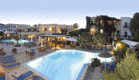 Mathios Village Santorini - dream vacation