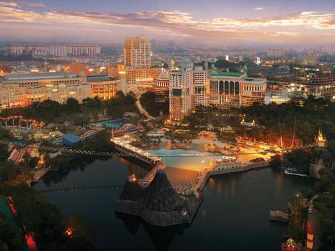 Sunway Resort Hotel & Spa Bandar Sunway - dream vacation