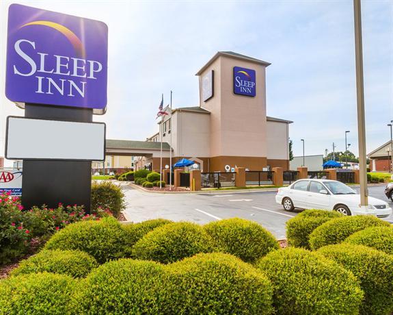 Sleep Inn Oxford Alabama - dream vacation